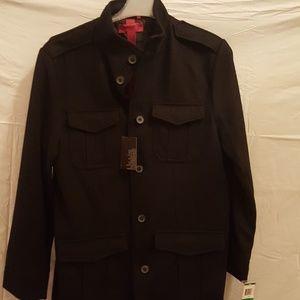 Brand new men's alfani large winter coat